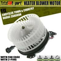 Blower Motor w// Wheel for 08-15 Benz C230 C350 E350 E63 AMG GLK350 SLS AMG 75029