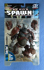 CODE RED TECHNO SPAWN SERIES 15 MCFARLANE TOYS 8 INCH FIGURE