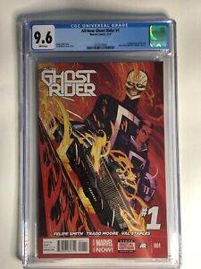 All New Ghost Rider #1 (2014) Marvel Comics Cover A 1st Appearance of Robbie