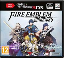 NINTENDO - 3DS Fire Emblem Guerreros Juego Nuevo