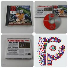 Amiga Format Magazine Cover CD Disc 32 November 1998 HD Installers Napalm