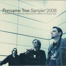 PORCUPINE TREE Sampler 2008 CD (Transmission 8.1) 2008 SEALED OOP!!
