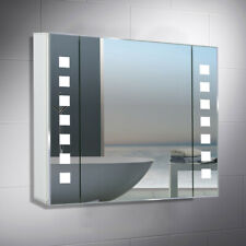 Led Mirror Cabinet For Sale Ebay