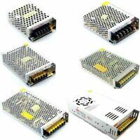 12V 24V - 2A to 60A Amp Switching Power Supply Adapter for LED Strip Light AC DC