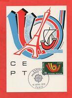 FDC 1973 - Europa 1973 (K388)