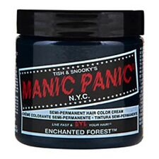 Manic Panic Semi Permanent Hair Color Cream Enchanted For Forest 4 oz