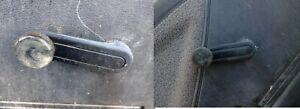 Toyota Tercel AL25 wagon 4WD 1982 - 86 Front RH+LH Door window regulator handle