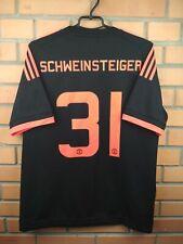 Schweinsteiger Manchester United jersey large 2015 2016 shirt Ac1445 Adidas