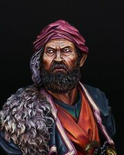 SK Miniatures Oriental Pirate 1/9th Unpainted Bust Kit