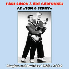 CD PAUL SIMON & ART GARFUNKEL as Tom & Jerry : Singles and Rarities 1958 - 1962
