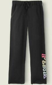 Victoria Secret PINK Boyfriend Sweatpants Gym Lounge XS S M L XL XXL Pants NEW