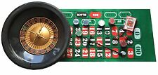 ROULETTE AND BLACK JACK SET - ALL YOU NEED FOR A CASINO NIGHT
