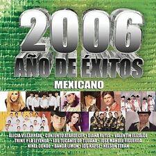 NEW 2006 Ano De Exitos: Mexicano (Audio CD)