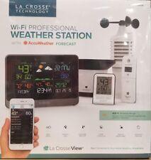 La Crosse  Professional Wireless Weather Station  C83100  -NEW-