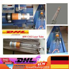 40W CO2 tubo incisore vetro laser macchine Incisione taglio Tubo Cutting 720mm