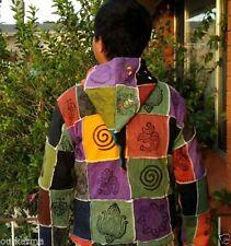 Handmade Geometric Coats & Jackets for Women