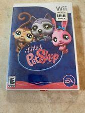 Littlest Pet Shop (Nintendo Wii, 2008) Brand New Sealed