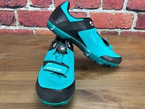 Pearl Izumi X-Project 2.0 Women's 40 EU 7.8 US MTB Mountain Bike Shoes 2-Bolt