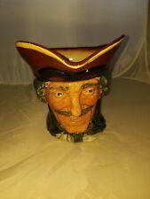 Vintage Royal Doulton Large Character Mug Dick Turbin Excellent