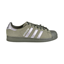 Adidas Superstar Men's Shoes Base Green-Black-Night Cargo B41988