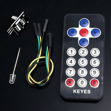 IR Receiver Module DIY Kit for Arduino Infrared Remote Control Module Portable