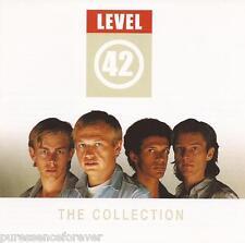 LEVEL 42 - The Collection (EU/UK 17 Track CD Album)
