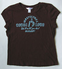 Girls Youth AEROPOSTALE Funny T shirt top size large L