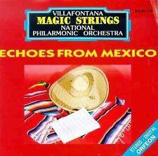 Echoes From Mexico, Villafontana Magic Strings, Very Good Import