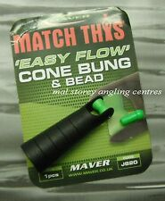 Maver Match This Easy Flow Cone Bung & Bead