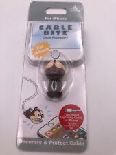 Disney Store Japan: iPhone Cable Bite: Cable Accessory: Chip (A4)