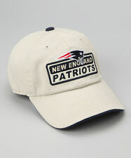 New England Patriots Khaki Youth Adjustable Baseball Hat NWT