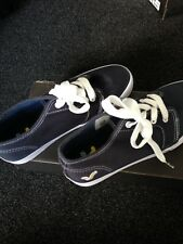 Voi Jeans Sneakers Trainers Men's/boys Size 7 Navy Blue