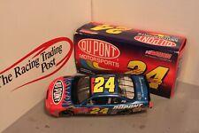 2001 Jeff Gordon Dupont 1/24 Action NASCAR Diecast