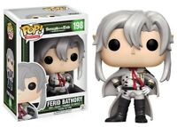 Funko - POP Anime: Seraph of the End  - Ferid #198 Vinyl Action Figure Brand New