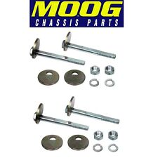 For Chevy GMC Isuzu Oldsmobile Set of 2 Front Upper Alignment Camber Kits Moog