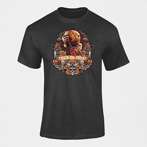 Sam Trick Or Treat Cotton T Shirt