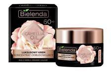 BIELENDA Camellia Oil LUXURIOUS REBUILDING CREAM 60+ 50 ml