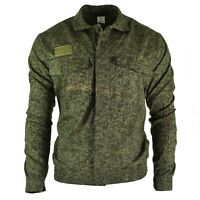Original Czech Czechoslovakian army work jacket M92 camouflage shirt VZ 92 NEW