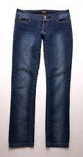 D393 Angels Jeans Low Rise Skinny Super Stretch Tag sz 10 (Mea 32.5x30.5)