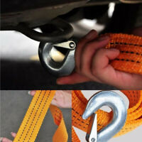 schwere Ziehen 3 t 3m abschleppseil ziehen kabel auto mit schnallen förderseile
