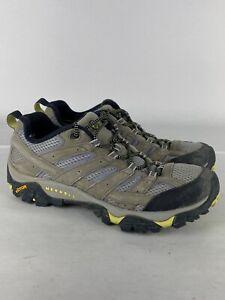 Merrell Moab 2 Vent Vibram Sole Hiking Shoes J19904 Women's Size 9 Low Top
