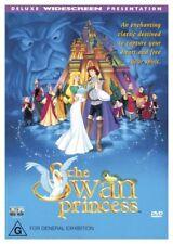The Swan Princess (DVD, 1998)