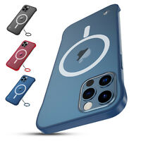 Magsafe Case For iPhone 12 Pro Max 12 Mini 12Pro 12  Shockproof Cover With Ring
