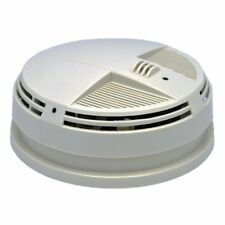New 4K Resolution Night Vision Hidden Spy Camera Wired Side View Smoke Detector