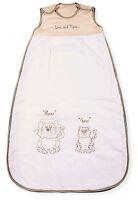 Baby Sleeping Bag, Lion & Tiger, Kiddy Kaboosh Various Sizes