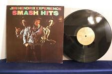 Jimi Hendrix Experience, Smash Hits, Reprise Records MSK 2276, 1979 Psych Rock