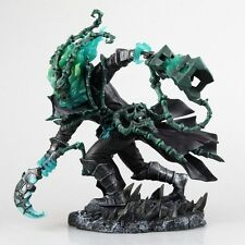 League of Legends the Chain Warden Thresh PVC Action Figure Statue LOL Gift 10""