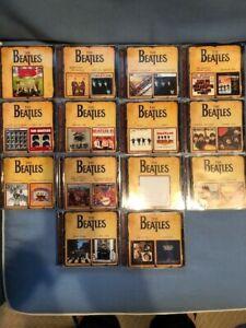 The Beatles 14 CD set/lot Russia 2 on 1 plus bonus tracks! US & UK releases RARE