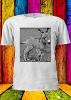 Cute Donkey Animal Tumblr Instagram T-shirt Vest Tank Top Men Women Unisex 1480
