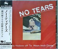 AYAKO HOSOKAWA-NO TEARS-JAPAN CD E25